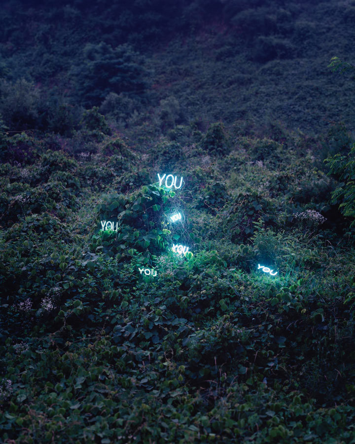 Jung Lee, You, You, You..., 2010