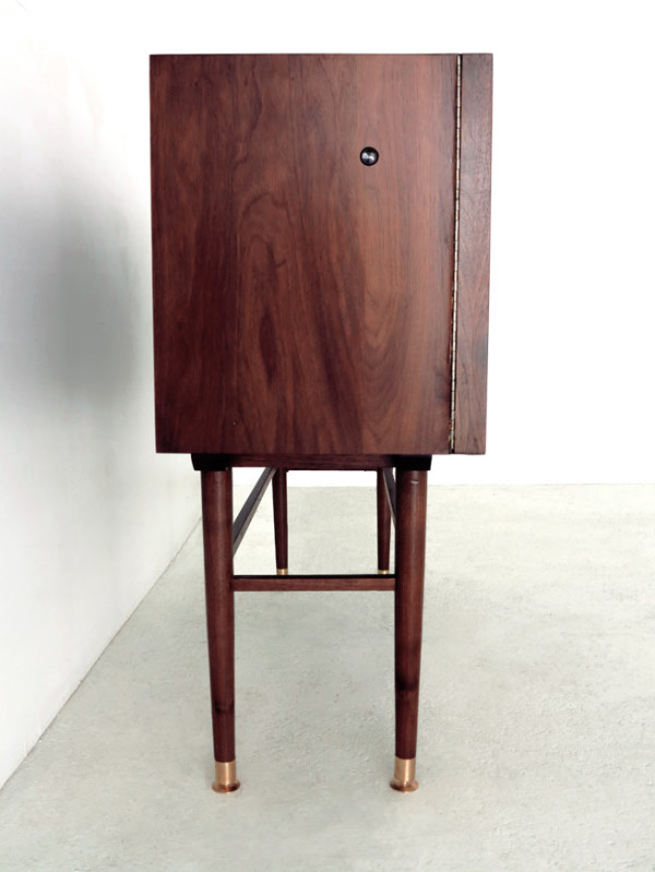 The space between the void (Kaleidoscope Cabinet) by Sebastian Errazuriz in main home furnishings art  Category