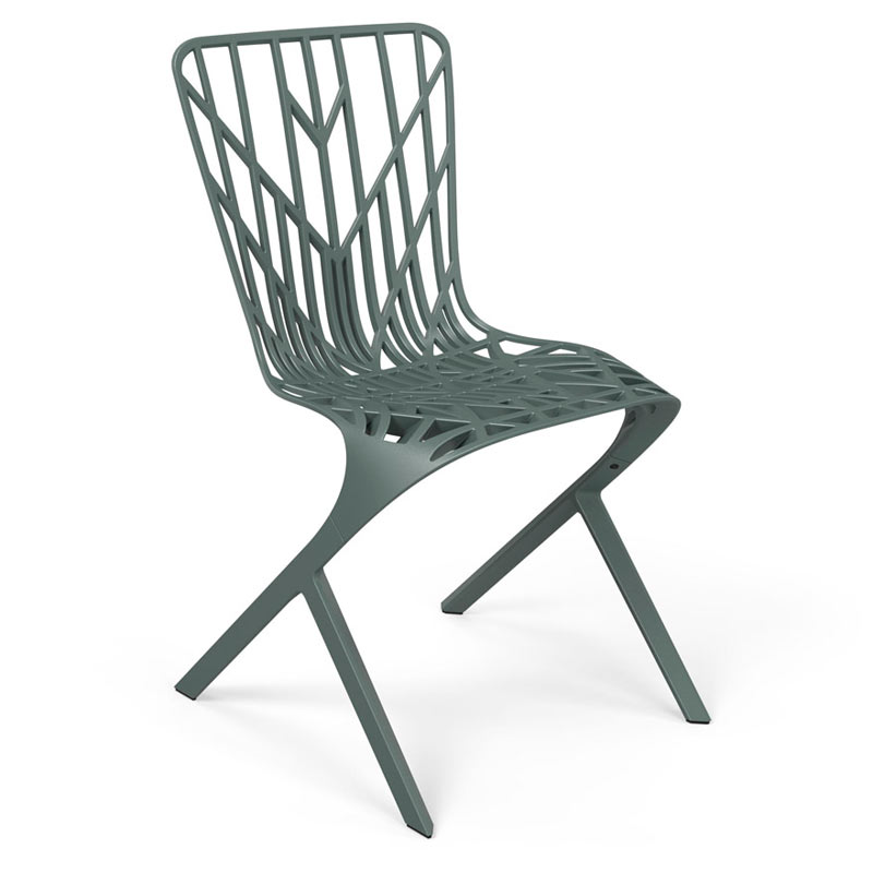 Knoll-David-Adjaye-Washington-4-Skeleton-Aluminum-Chair-grey