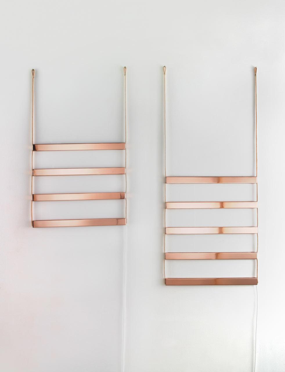 Ladder Light by MSDS Studio