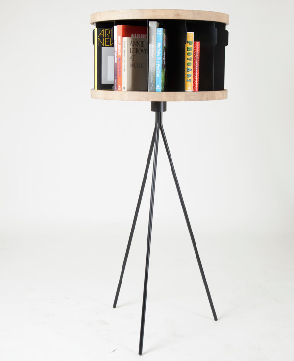 Nayef-Francis-1-Standing-Library