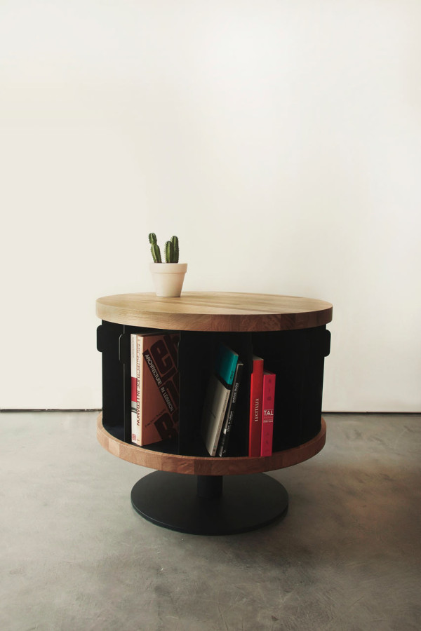 Nayef-Francis-4-Table-Library