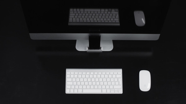 iPhone Charging Dock that Sits on your Apple iMac Stand in technology main  Category