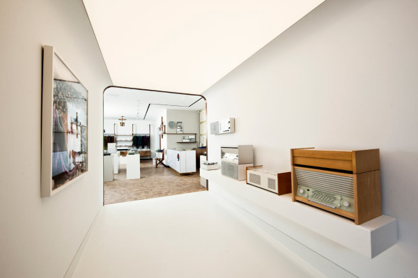Paul Smiths New London Flagship Shop in main interior design architecture  Category