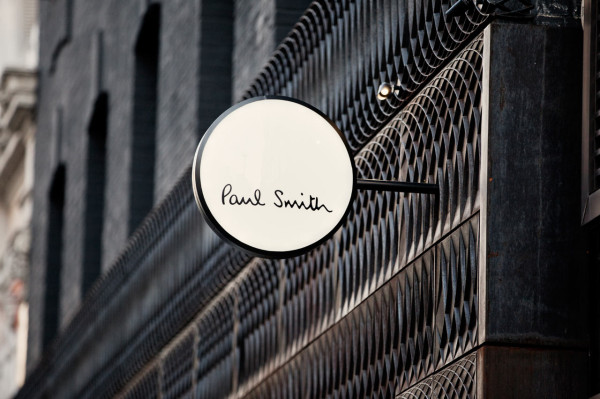 Favori Paul Smith's New London Flagship Shop - Design Milk GY67