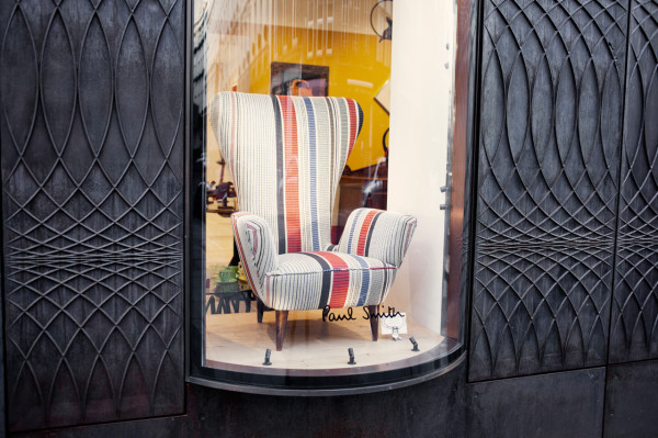 Paul-Smith-London-Flagship-6a-Architects-7-chair-in-window