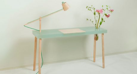 Writing Table by Studio Roel Huisman