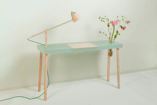 Writing Table by Studio Roel Huisman
