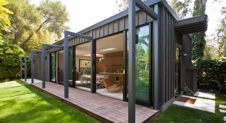 Scandinavian Design Addition in Santa Monica