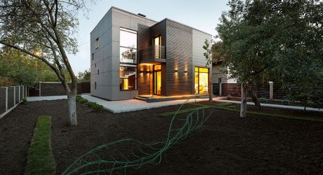 An Inviting Art-Filled Home by Sergey Makhno