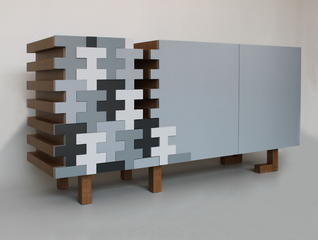 Taree Sideboard by Terezie Simonova for E1+E4