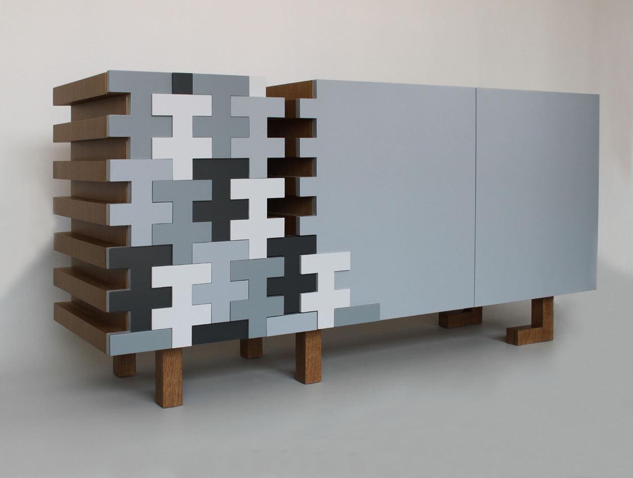 Taree Sideboard by Terezie Simonova for E1+E4
