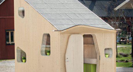 Eco-Friendly Student Flat by Tengbom Architects