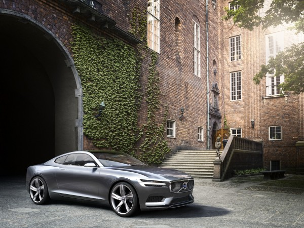 Volvo's Scandinavian Design Inspired Concept Coupe in technology main  Category