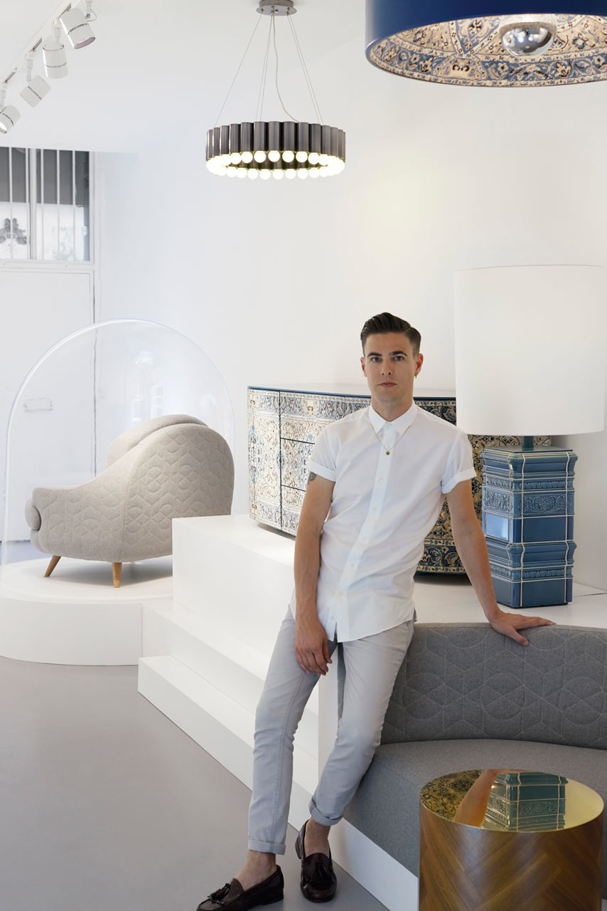 Where I Work: Lee Broom