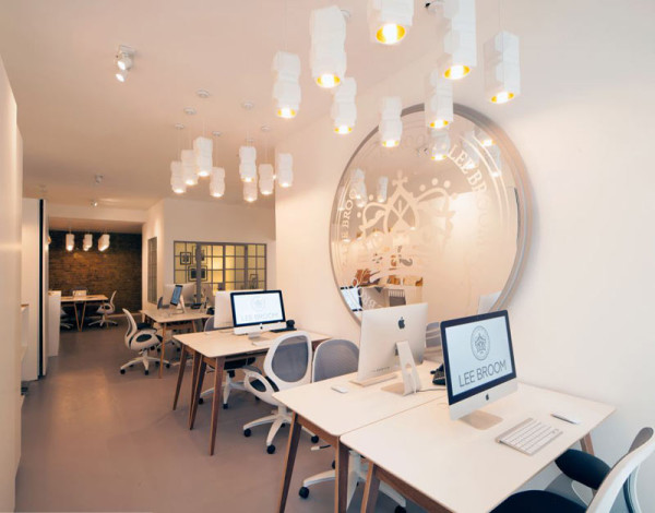 Interior Designers At Work In Office where i work: lee broom - design milk