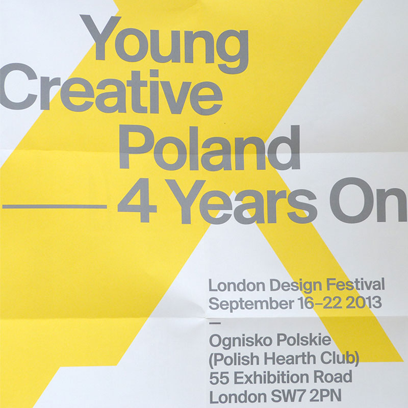 LDF13 Young Creative Poland 4 Years