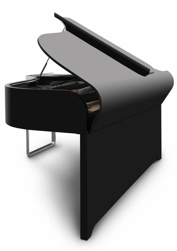 Music to My Eyes: Modern Piano by Audi & Bösendorfer in main home furnishings  Category