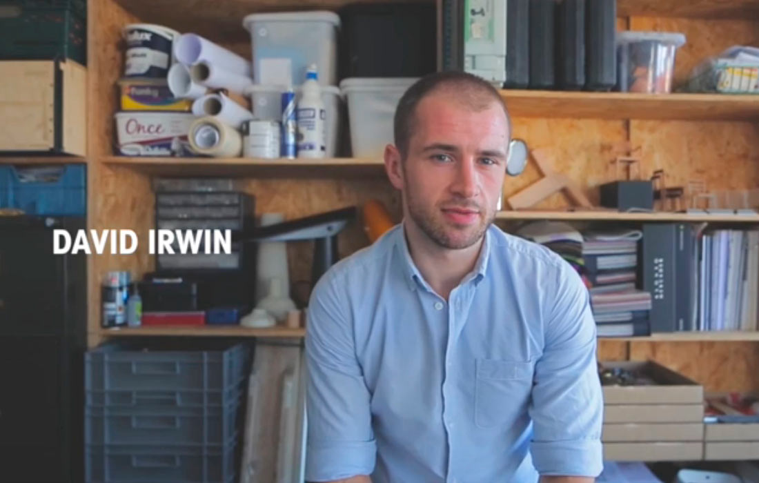 A Visit With David Irwin [VIDEO]