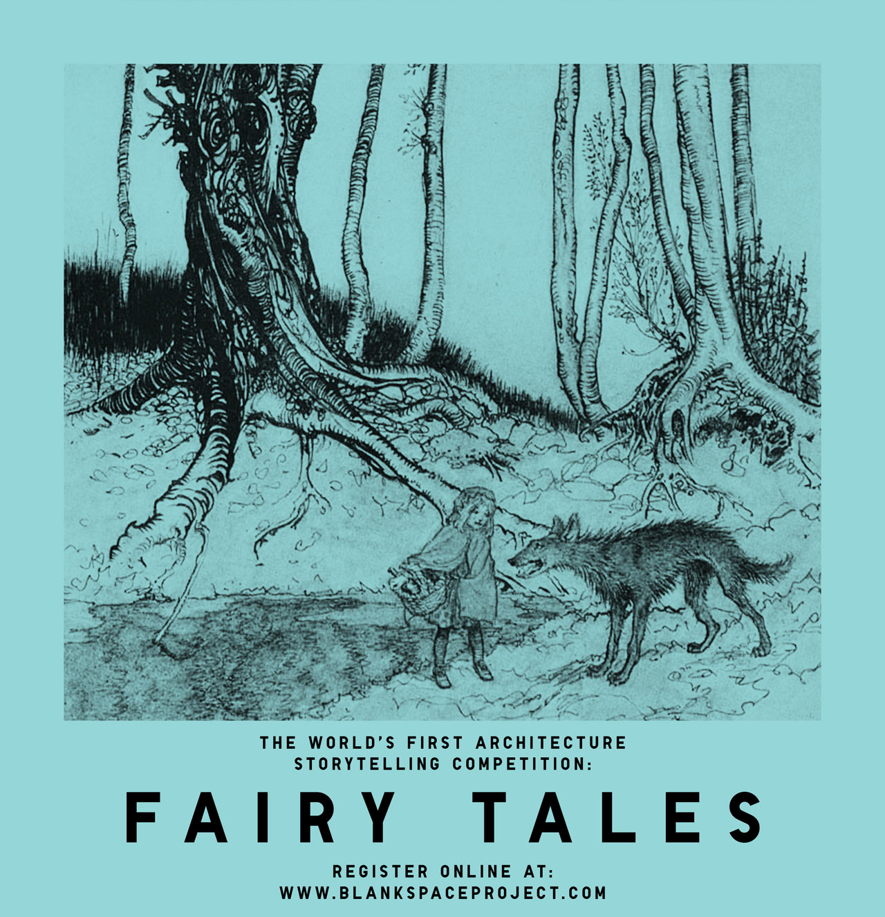 A New Kind of Architecture Competition: Fairy Tales