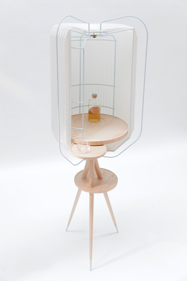 Whisky Cabinet by Thomas Schneider in home furnishings  Category