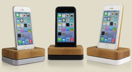 Grove's New iPhone Dock