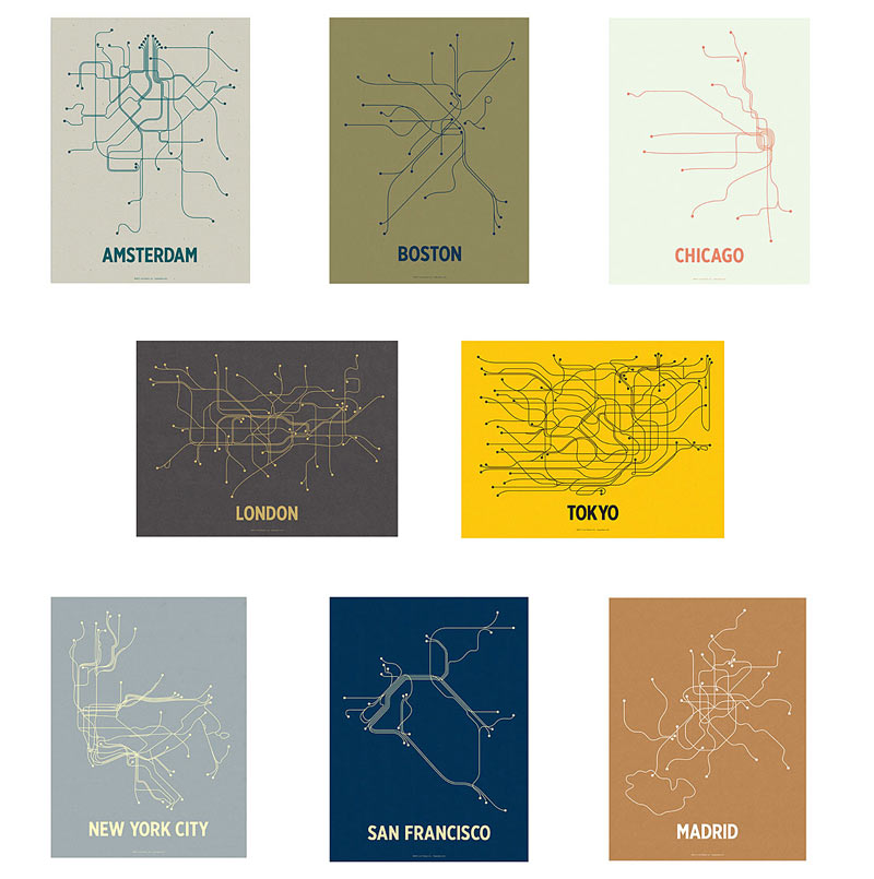 modern-city-transit-posters