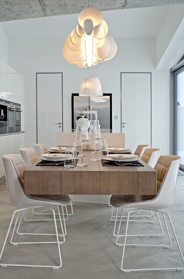 12 Dining Rooms Where Youd Never Miss a Family Dinner in main interior design  Category