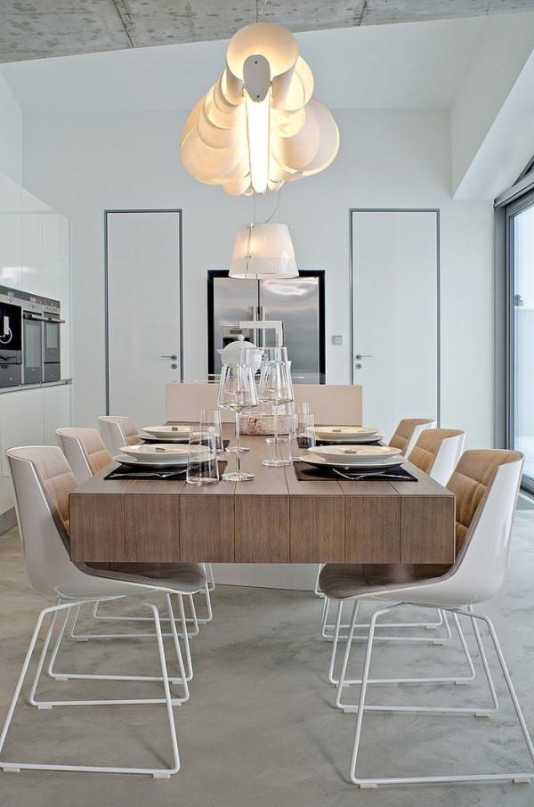 Modern Dining Room Osice House OOOOX