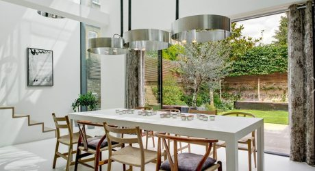 12 Dining Rooms Where You'd Never Miss a Family Dinner