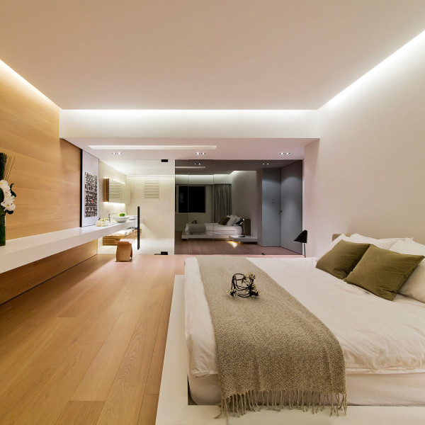 Modern Interior Design Bedroom Space