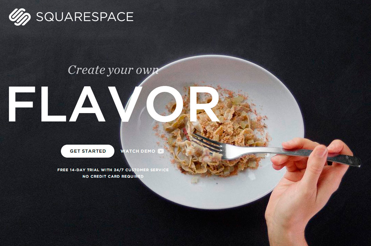10 Well-Designed Restaurant Websites Powered by Squarespace