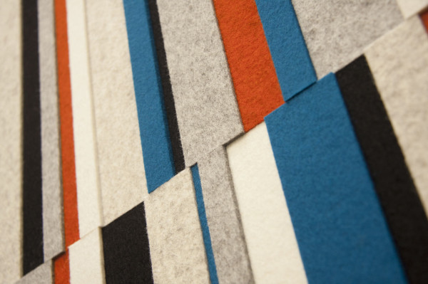 Index WIDE: Felt Wall Coverings by Submaterial in main interior design art  Category