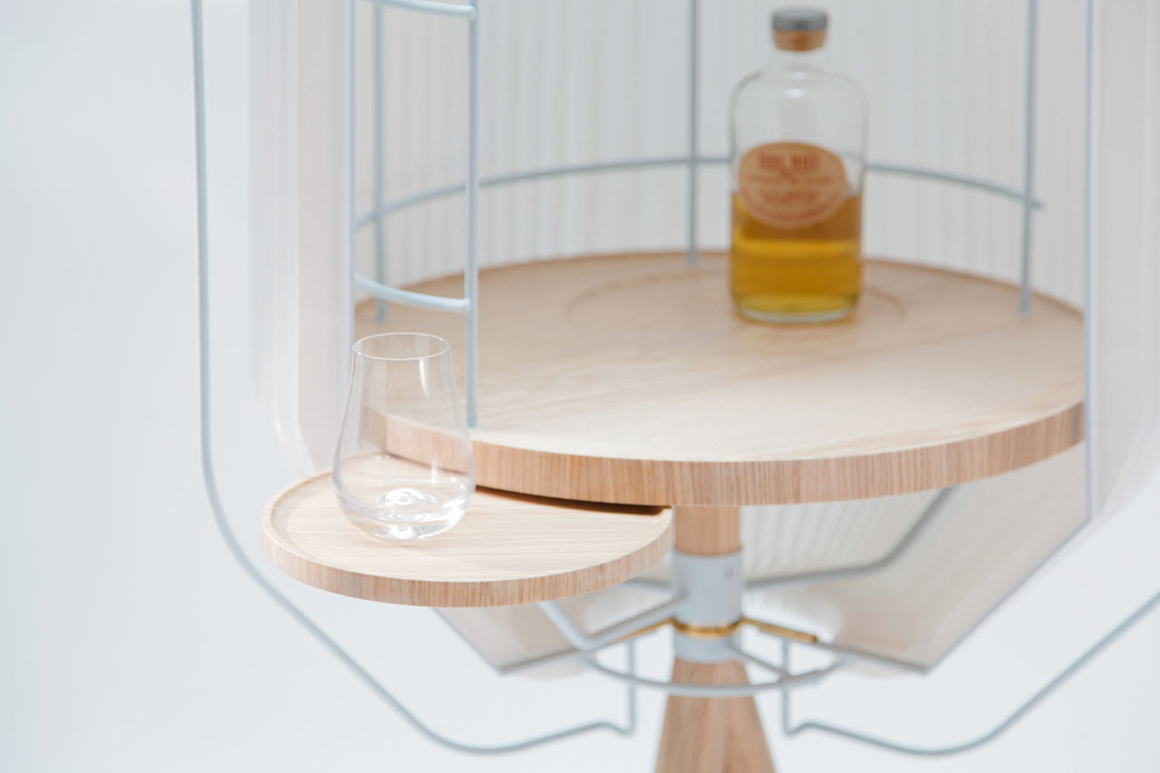 Whisky Cabinet by Thomas Schneider