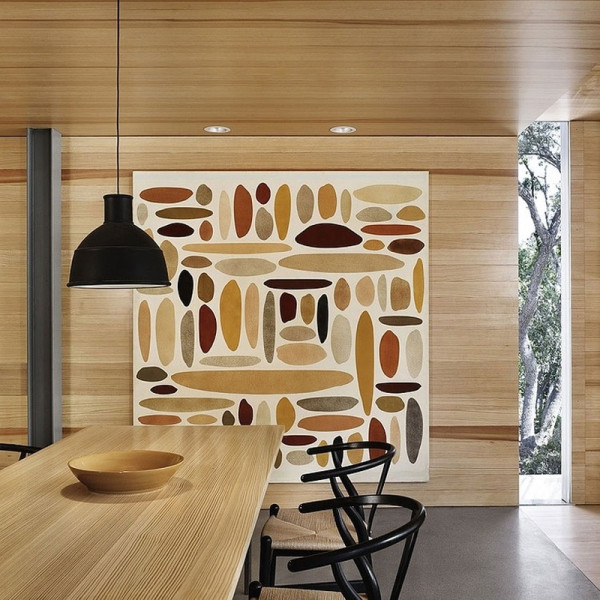 12 Contemporary Wood Walls You\'ll Actually Love - Design Milk