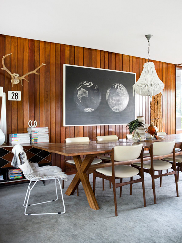 Wooden Wall Designs Prepossessing 12 Contemporary Wood Walls You'll Actually Love  Design Milk