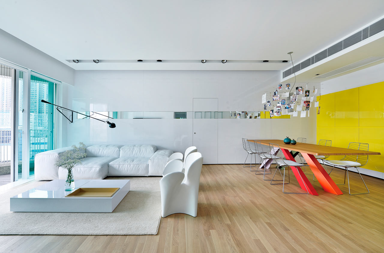 yellow-wall-interior-design-idea