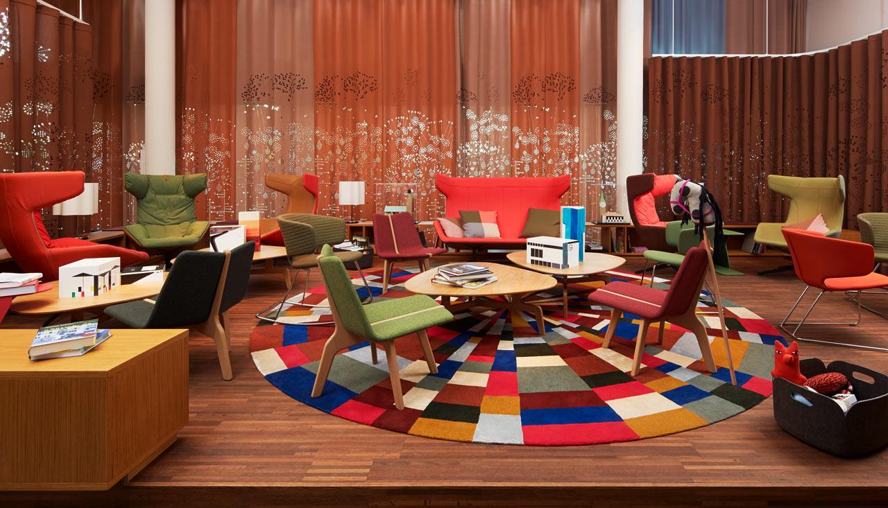 Delightful Architecture Interior Design Main Travel · 25hours Hotel Zurich West ...