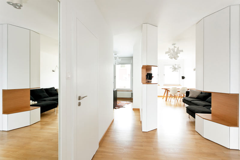 Aviator Apartment by mode:lina architekci