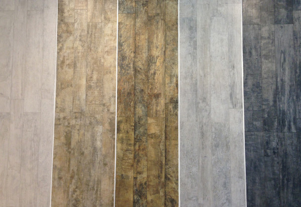 Cersaie-Trend-2-Wood-Ricchetti - From Faux Wood To Mosaics: Modern Porcelain Tile Trends - Design Milk