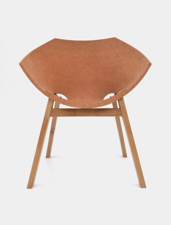 Corkigami Chair by Carlos Ortega Design in main home furnishings  Category