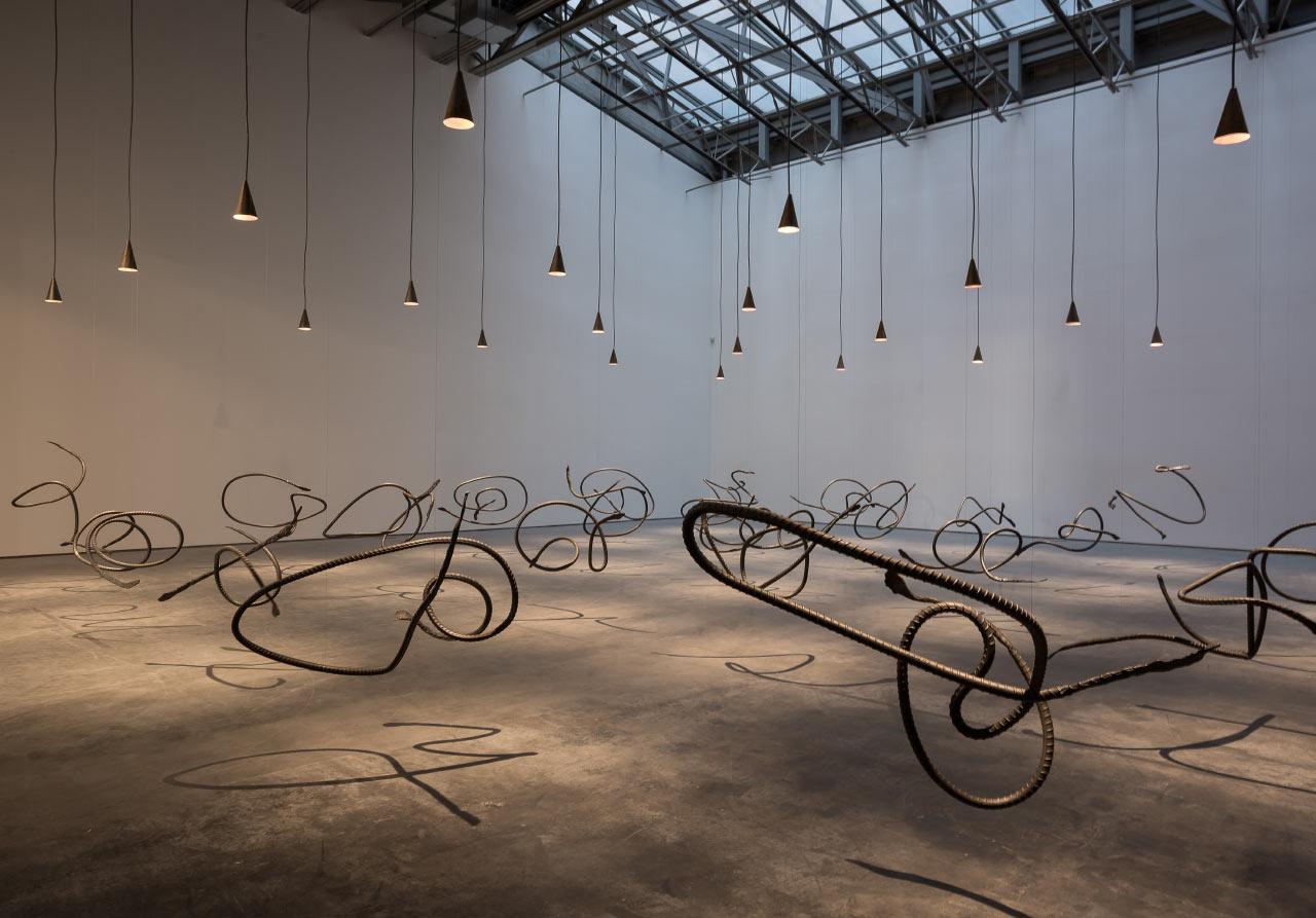 """Damián Ortega, """"Harvest"""", 2013"""