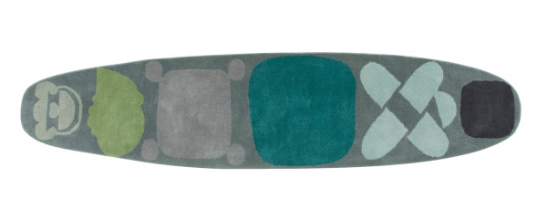 GAN Surfboard Rugs in main home furnishings  Category