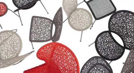 Bocca Chair & Bar Stool by Gaga & Design