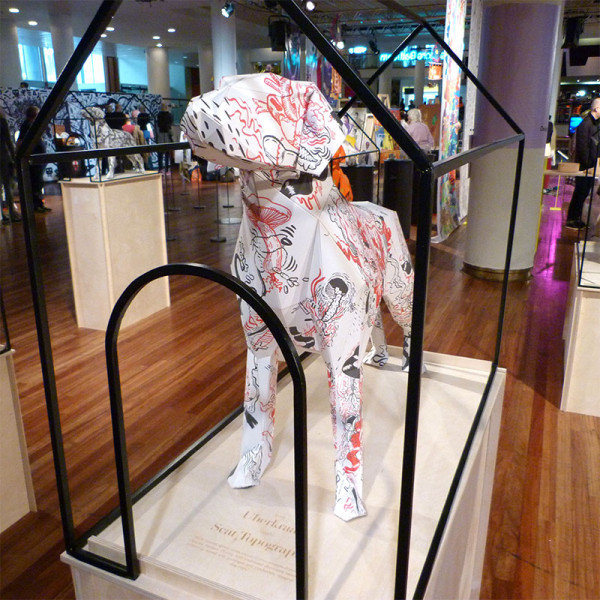 LDF13: Gerald the Lazerian Dog in main art  Category