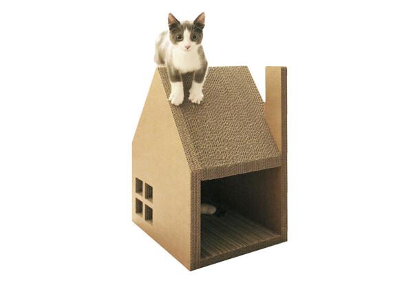 Krabhuis-Cat-Cardboard-House-2