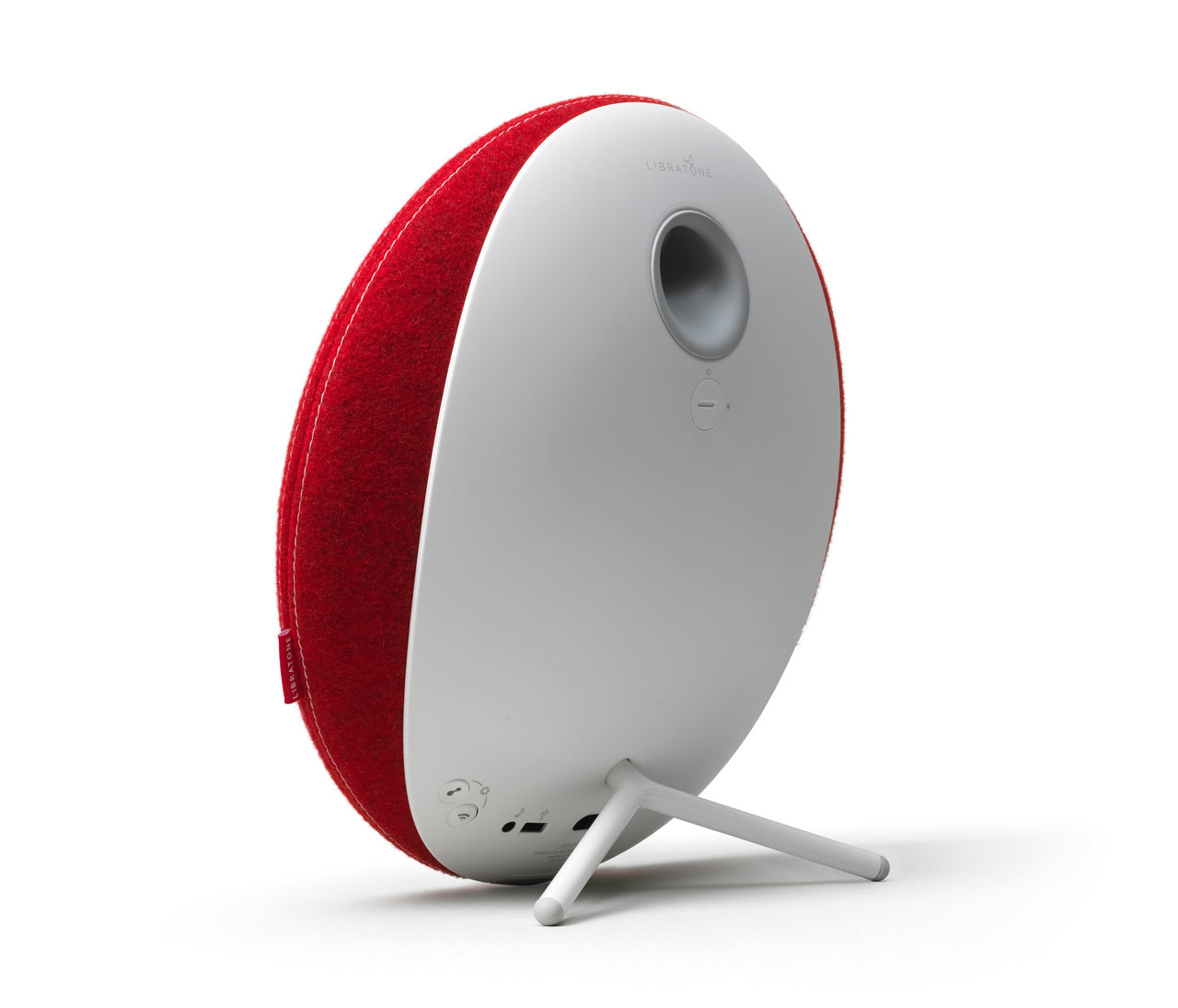 Libratone_Loop-modern-speaker-red