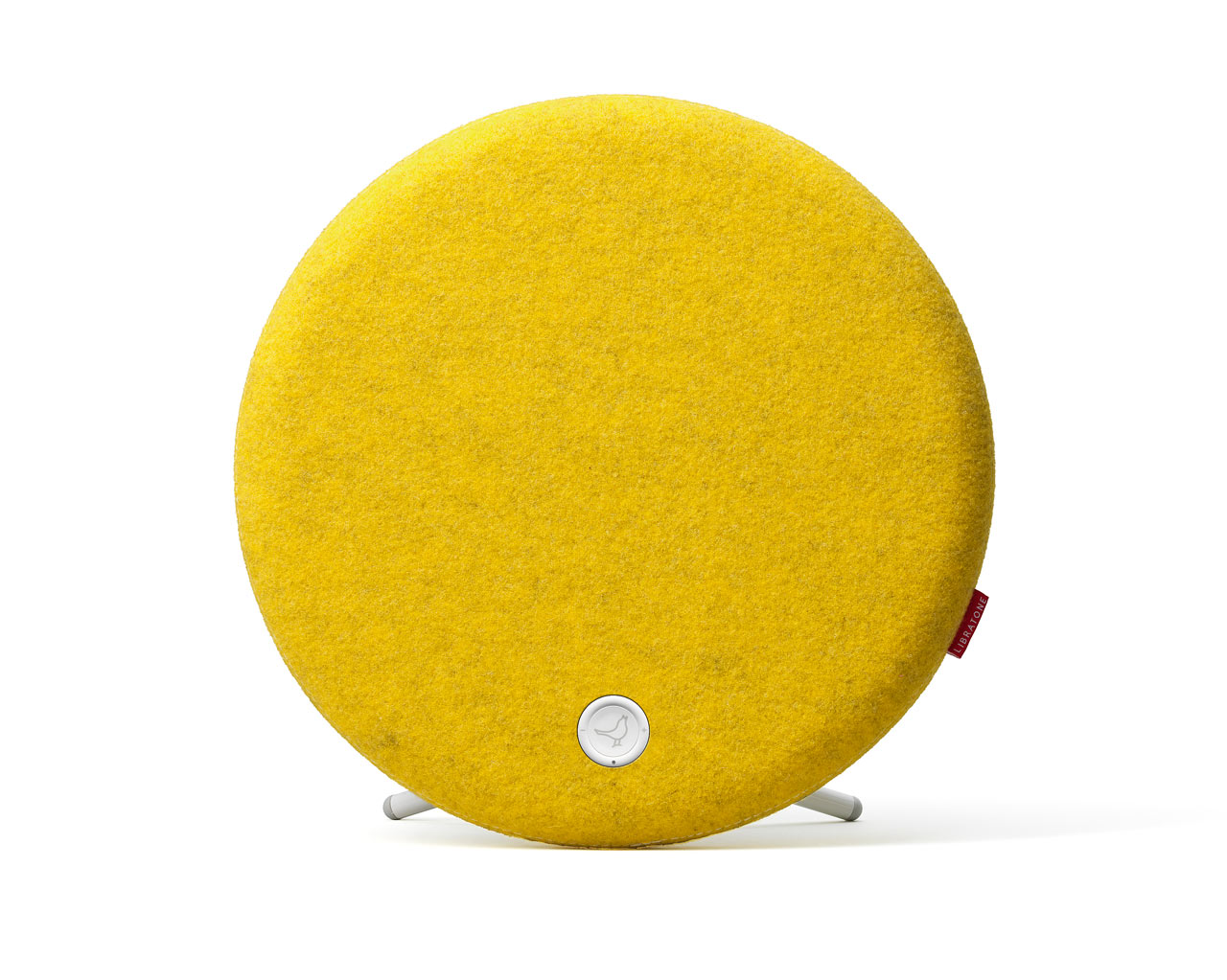 Libratone_Loop-modern-speaker-yellow