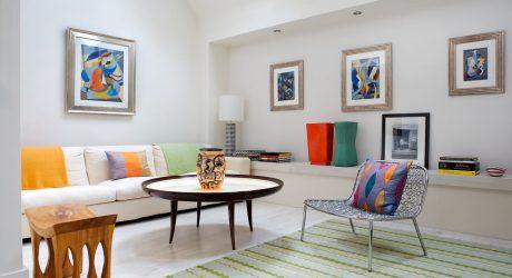 Ruston Mews by Martin Brudnizki Design Studio