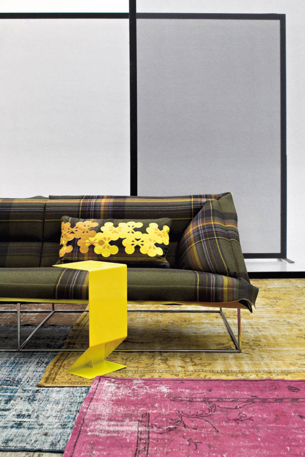 Blurred Limits: Marc Thorpe for Moroso in main home furnishings  Category